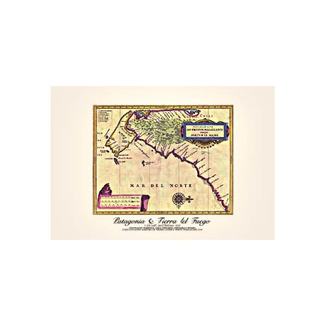 ANTIQUE MAP POSTERS