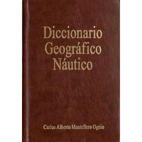 DICCIONARIO GEOGRAFICO NAUTICO