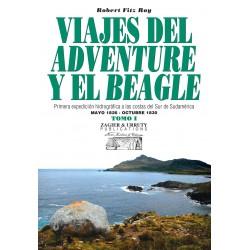 VIAJES DEL ADVENTURE Y EL BEAGLE - TOMO I / IV