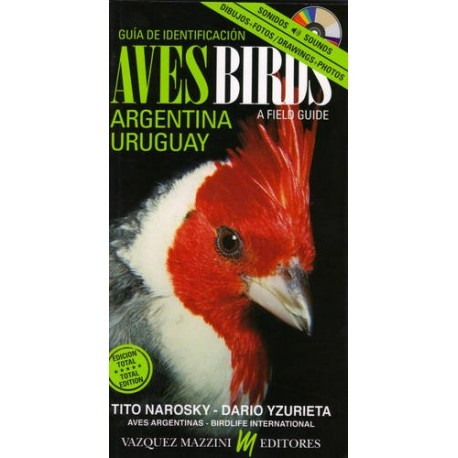 BIRDS / AVES OF ARGENTINA & URUGUAY + DVD