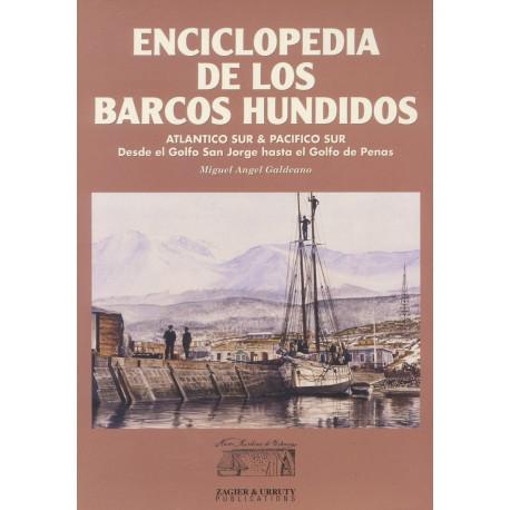 ENCICLOPEDIA DE LOS BARCOS HUNDIDOS