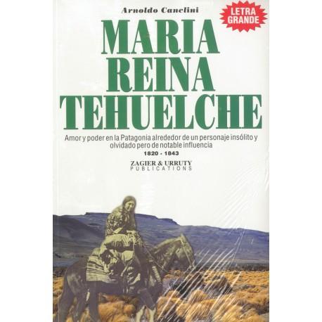 MARÍA REINA TEHUELCHE