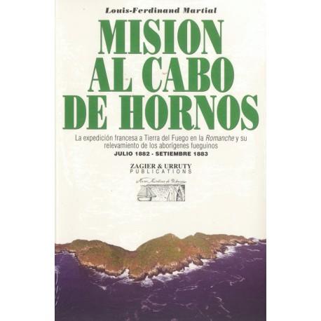 MISIÓN AL CABO DE HORNOS