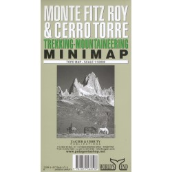 MONTE FITZ ROY & CERRO TORRE MINIMAP