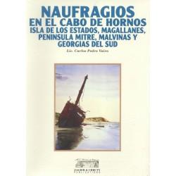 NAUFRAGIOS EN EL CABO DE HORNOS