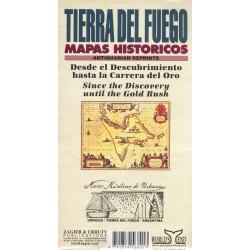 TIERRA DEL FUEGO HISTORICAL MAP