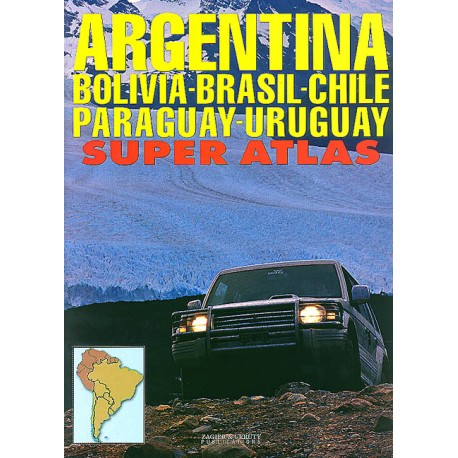 ARGENTINA SUPER ATLAS