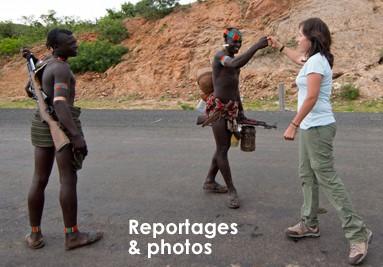 Reportajes y fotos